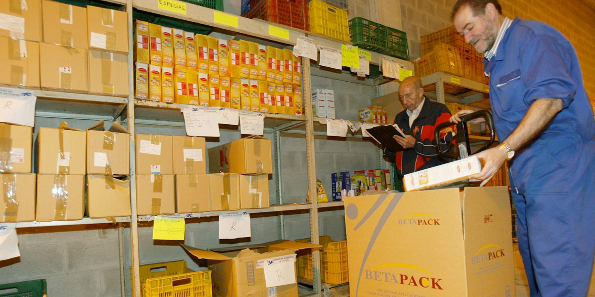 Todos con el banco de alimentos comerciantes de navarra - Banco de alimentos de navarra ...