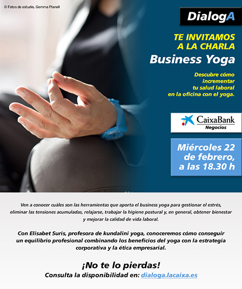 BUSINESS YOGA PAMPLONA