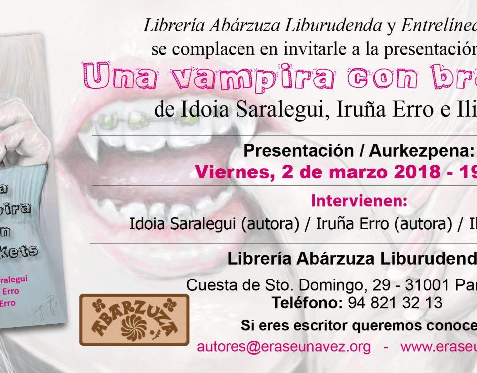 vampira bk invitacion gonbidapena