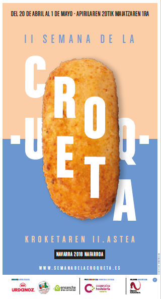CARTEL CROQUETA